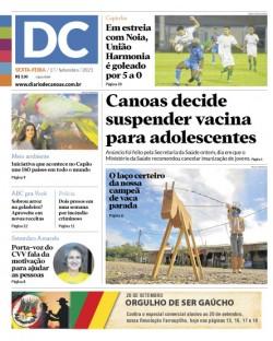 46810f800b Escola Vitória campeã no futsal para surdos - Esportes - Diário de ...